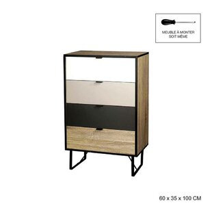 Hooten 4 Drawer Chest By 17 Stories