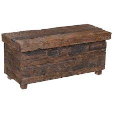 Santigo Box Ottoman by Taran Designs