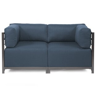 Latitude Run Woodsen Loveseat