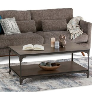 Summerdale Rectangle Coffee Table