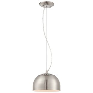 George Kovacs by Minka 1-Light Dome Pendant