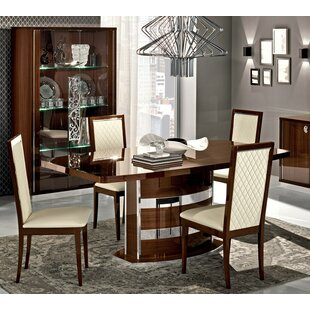 Otterburn 5 Piece Extendable Dining Set Orren Ellis