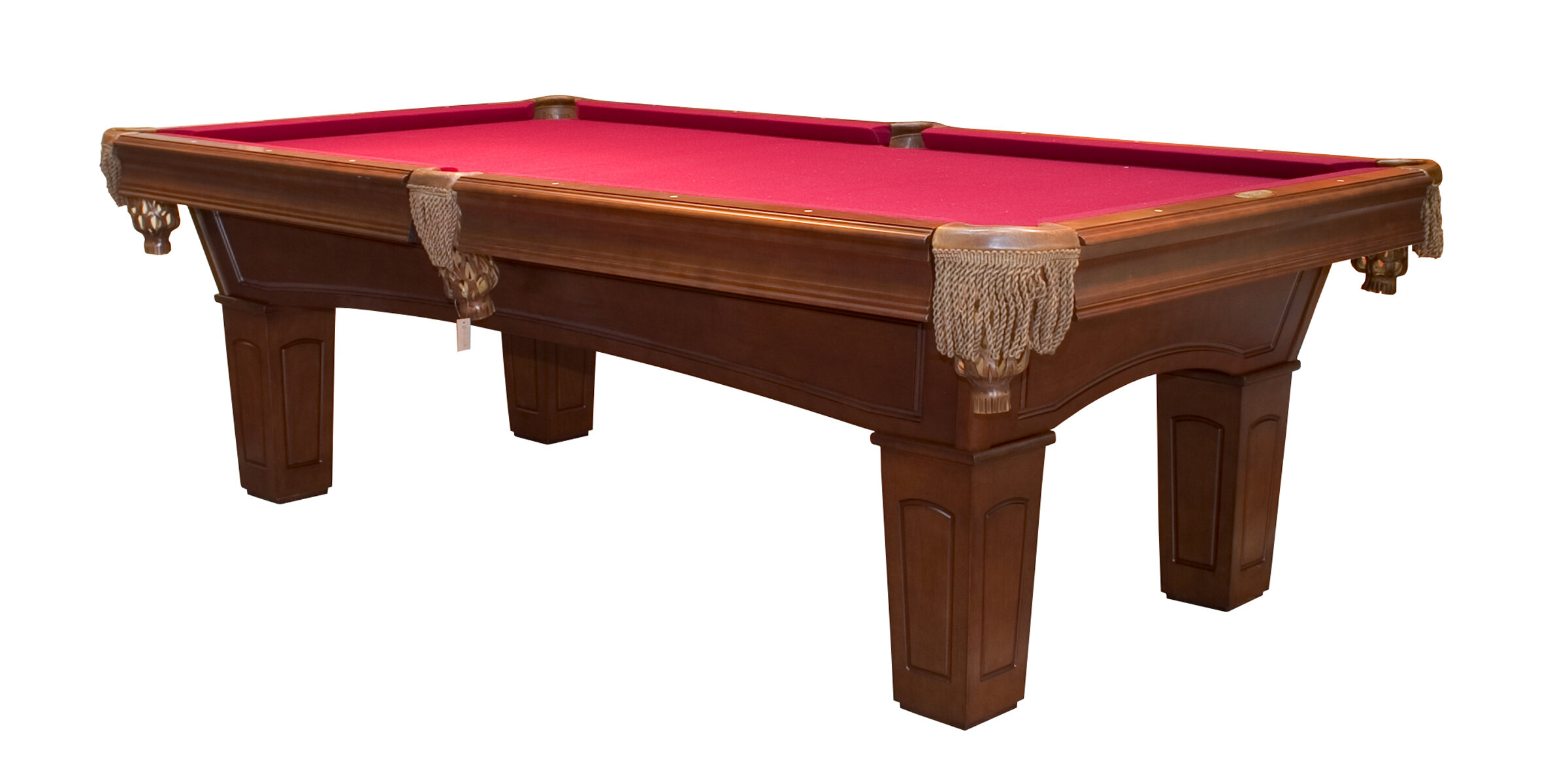 Beringer Sierra 8' Slate Pool Table | Wayfair