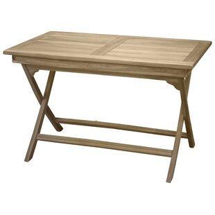 Baek Teak Dining Table Image