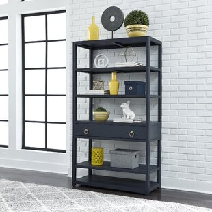 Nagle Standard Bookcase by Wrought Studio