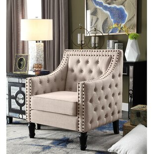 Price Check Cash Armchair by Darby Home Co Reviews (2019) & Buyer's Guide