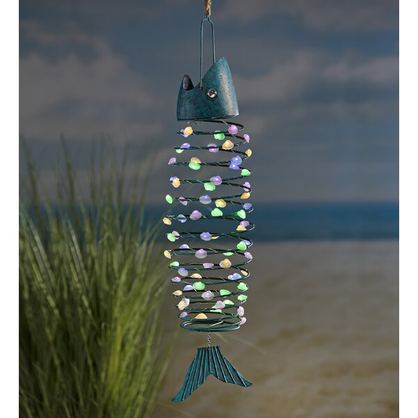 WELCOME ABOARD Windchime Tuned Wind Chime Home Shop Wall Nautical Decor#2