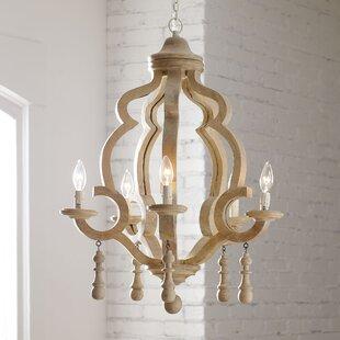 Kare 5-Light Chandelier by Birch Lane™ Heritage