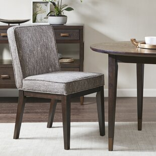 Duren Upholstered Dining Chair (Set of 2) Corrigan Studio