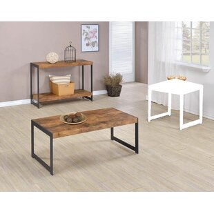 Williston Forge Cohan 2 Piece Coffee Table Set