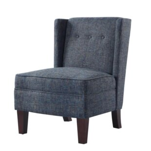 Wrought Studio Pisces Slipper Chair
