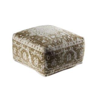 Sunshine Cube Ottoman by YumanMod