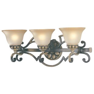 Bargain Westchester 3-Light Vanity Light By Classic Lighting