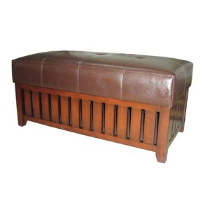 ORE Furniture Wooden Storage Bench