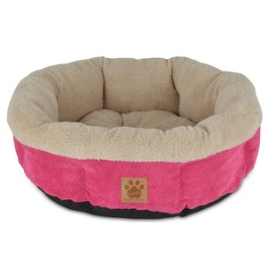 Gerdie Mod Chic Round Shearling Cup Bed