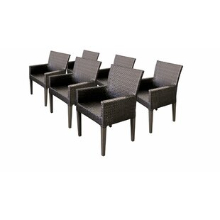 Belle Patio Dining Chair (Set of 6)
