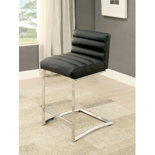 Denault Counter Height 26.5 Bar Stool (Set of 2) by Orren Ellis