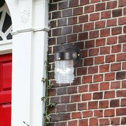 Raasch 1-Light Outdoor Sconce by Wrought Studio
