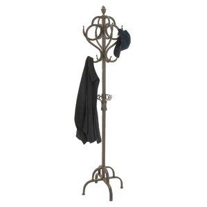 Toscana Metal Coat Rack