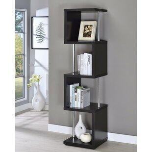 Mcbrayer Corner Unit Bookcase Ivy Bronx