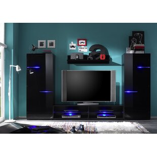 Margarito Entertainment Unit For TVs Up To 65