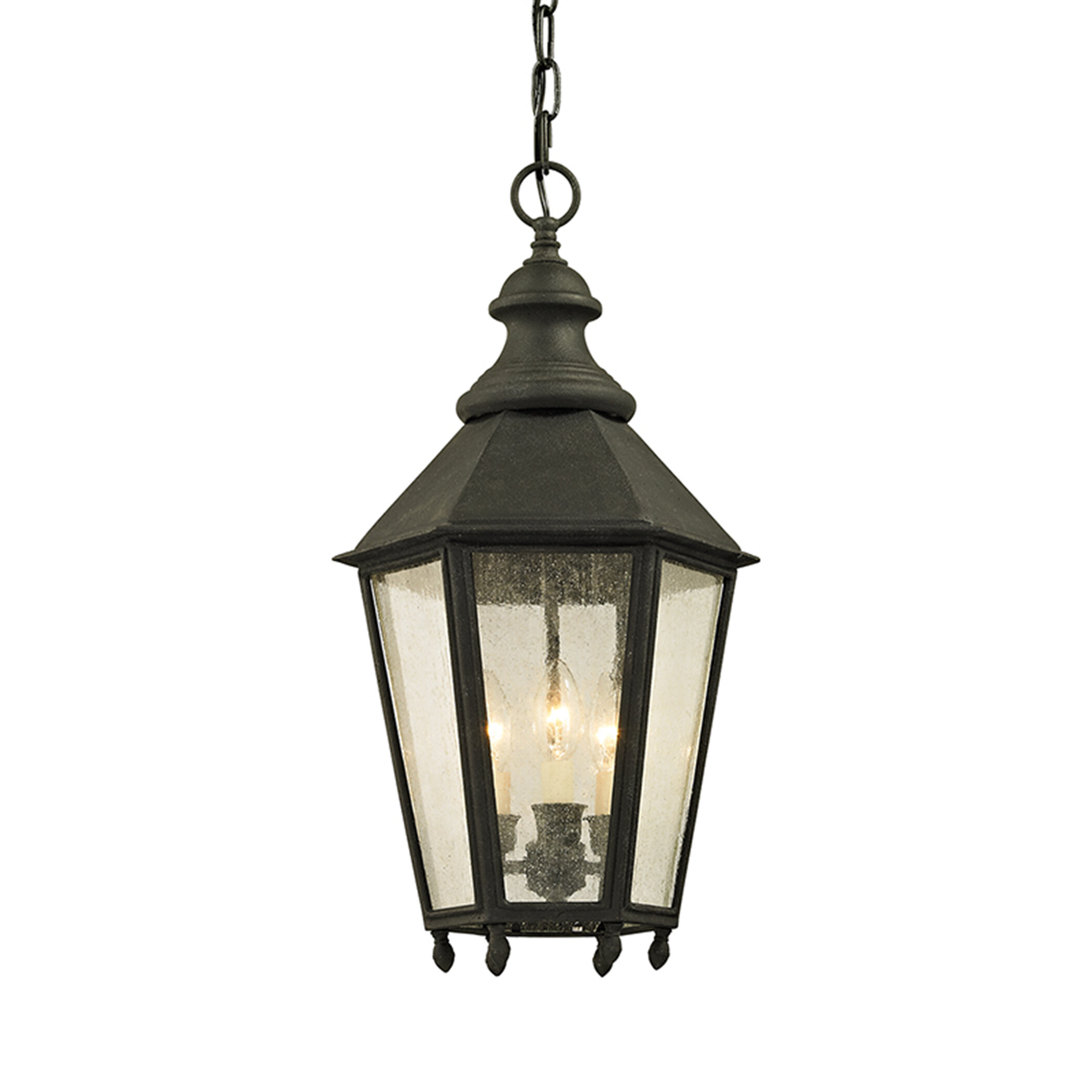 Darby Home Co Aaryahi 3 Light Outdoor Hanging Lantern Wayfair
