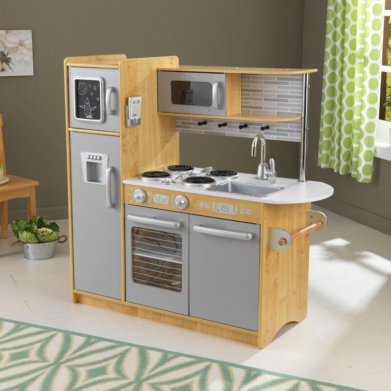 ac4712fdae717 KidKraft Uptown Kitchen Set   Reviews
