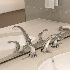 Unity Double Handle Widespread Bathroom Faucet