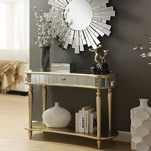 House of Hampton Babcock Wood Console Table