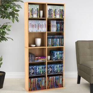 Continuum Library Bookcase by Ebern Designs Top Reviews