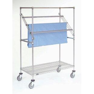 Nexel Sterile Wrap Rack