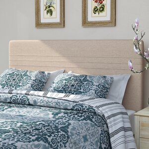 Amenia Upholstered Panel Headboard