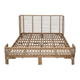 Rattan Queen Sized Bed Frame