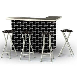 Patio 8 Piece Bar Set by Best of Times