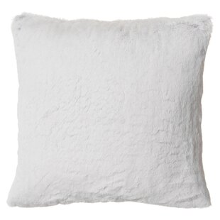 Wetmore Faux Fur Throw Pillow (Set of 2)
