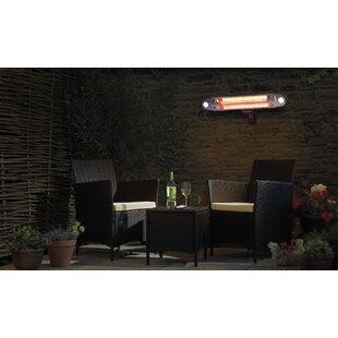 Taveras Electric Patio Heater Image