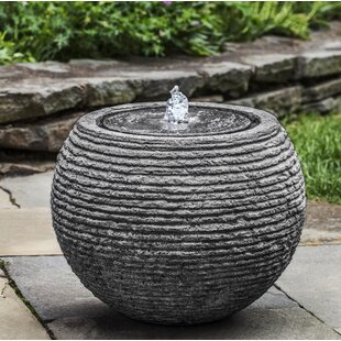 Campania International Concrete Sonora Fountain