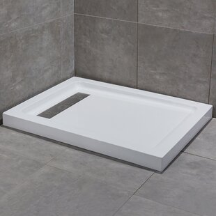 Orren Ellis Quezada Shower Base