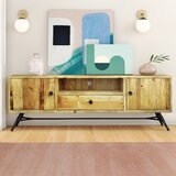Coda Solid Wood TV Stand for TVs up to 85 by Foundstone™