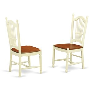 Dover Solid Wood Dining Chair (Set of 2) ..