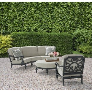 Canora Grey Hargrave Sofa Set with Cushions
