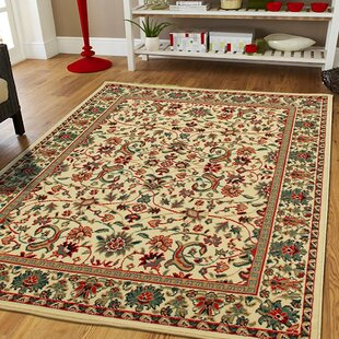 Prendergast Western Cream Indoor/Outdoor Area Rug