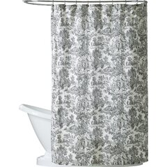 Darby Home Co Shower Curtains Shower Liners You Ll Love In 2021 Wayfair