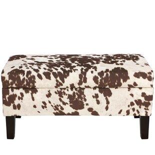 Trent Austin Design Alifan Polyester Upholstered Storage Bench