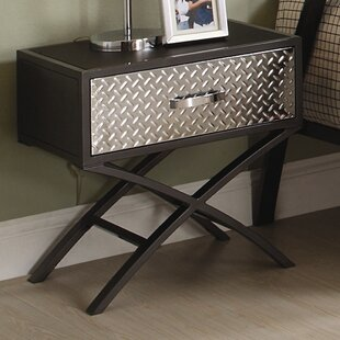 Guide to buy Spaced Out 1 Drawer Nightstand by Woodhaven Hill Reviews (2019) & Buyer's Guide