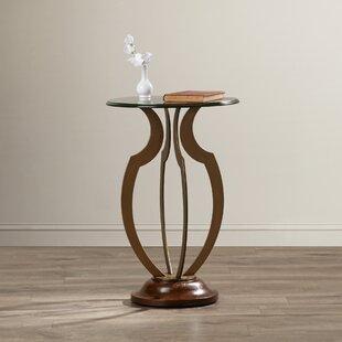 Constanza End Table by Red Barrel Studio
