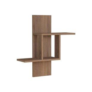 Eliza Modern Wall Shelf by Brayden Studio