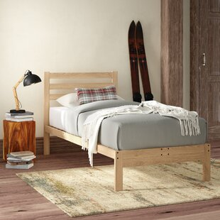 Buying Georgia Platform Bed by Millwood Pines Reviews (2019) & Buyer's Guide