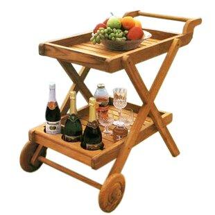 D-Art Collection Buttlers Bar Cart