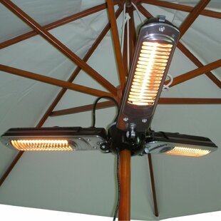 Hugo Electric Patio Heater By Belfry Heating